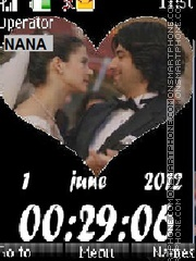 Fatma n Kerim CLK Theme-Screenshot