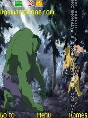 Hulk vs Wolverine es el tema de pantalla