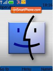 Apple Mac tema screenshot