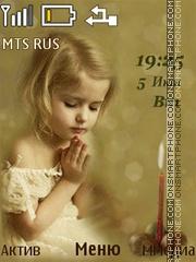 Prayer theme screenshot