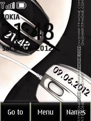 Mouse theme screenshot