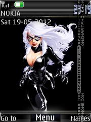 Catwoman es el tema de pantalla