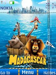 Madagascar 3 es el tema de pantalla