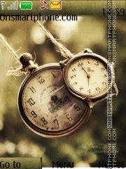 Time 05 es el tema de pantalla