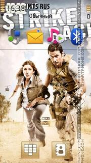Strike Back 02 es el tema de pantalla