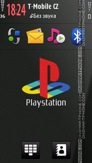Playstation 04 theme screenshot