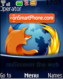 Firefox 02 es el tema de pantalla