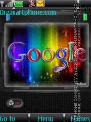 Google Plus 01 theme screenshot