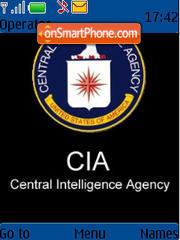 CIA theme screenshot