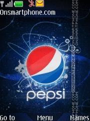 Pepsi 2012 theme screenshot
