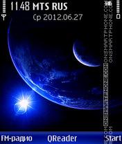 StarLight theme screenshot