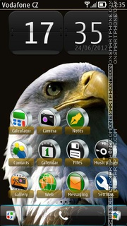 Sas theme screenshot
