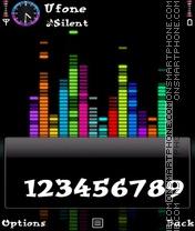 Music Bar theme screenshot