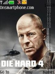Live Free Or Die Hard es el tema de pantalla