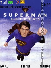 Superman Returns 2 es el tema de pantalla