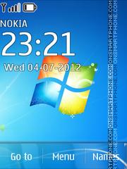 Windows Se7en 03 theme screenshot