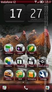 Orpington theme screenshot