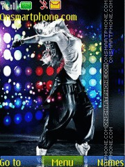 Rocking Dance es el tema de pantalla