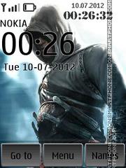 Assassins Creed theme screenshot