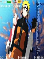 Naruto Team 7 Shippuden es el tema de pantalla