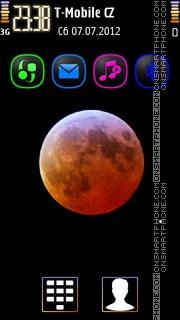 Luna Rossa 5th es el tema de pantalla