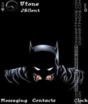 Batman theme screenshot
