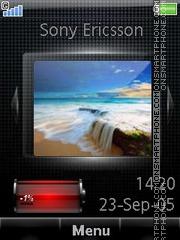 Landscapes es el tema de pantalla