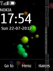 Unlimited SE theme screenshot