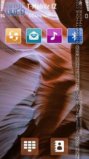 Strata theme screenshot