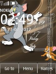 Tom and Jerry theme screenshot