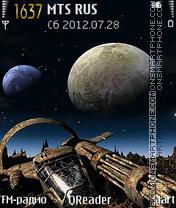 Lost-Fighter theme screenshot