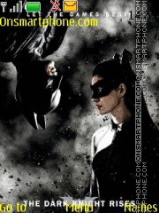 The Dark Knight Rises es el tema de pantalla