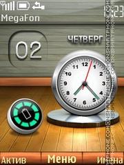 3D Forms theme screenshot