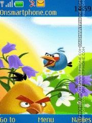 Angry Birds 2015 es el tema de pantalla