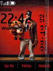 Kanye West 02 es el tema de pantalla