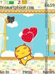 Drawn Cute Theme theme screenshot