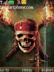 Pirates Of The Caribbean 07 es el tema de pantalla