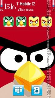 Angry Birds 2017 es el tema de pantalla