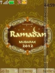 Ramadan 08 theme screenshot