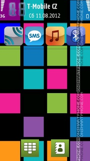 Lumia Style theme screenshot
