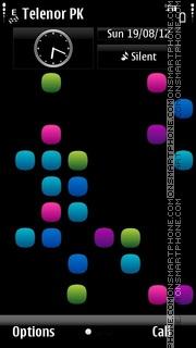 Lumia tema screenshot