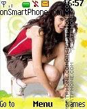 Genelia Dsouza 11 es el tema de pantalla