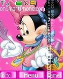 Minnie Mouse 04 es el tema de pantalla