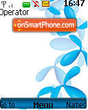 Animated Telenor theme screenshot