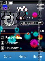 Music 5333 theme screenshot