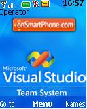 Visualstudio theme screenshot