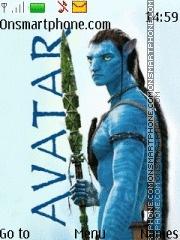 Avatar Jake es el tema de pantalla