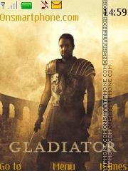 Gladiator Maximus es el tema de pantalla