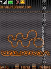 Walkman es el tema de pantalla
