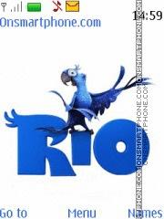 Rio es el tema de pantalla